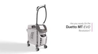 معرفی دستگاه لیزر رفع موهای زائد Duetto MT EVO ساخت کمپانی کوانتا ایتالیا